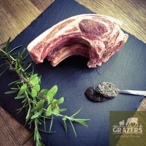 Classic Lamb Chops, 2-Pack