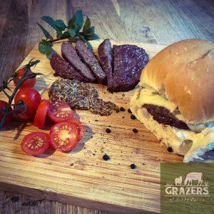 Classic Beef Steak Burgers
