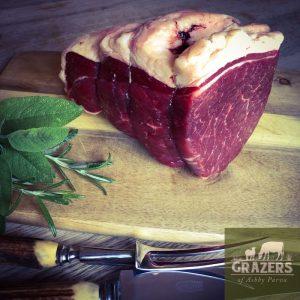 Christmas Topside of Beef