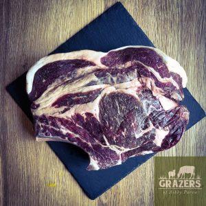 South Devon Rib of Beef on the Bone