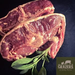 Lamb Barnsley Chops, 2-Pack