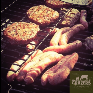 The Bangers and Burgers BBQ Hamper
