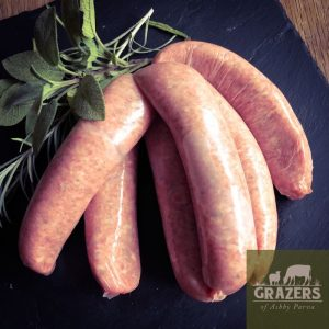 Cumberland Pork Sausages, 6-Pack