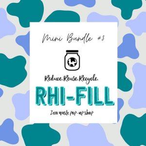 Mini Bundle No.3 by Rhi-Fill Zero Waste