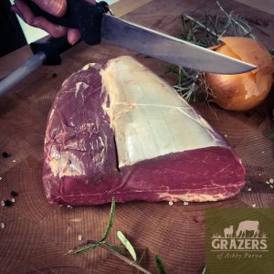 Christmas Beef Fillet Joint
